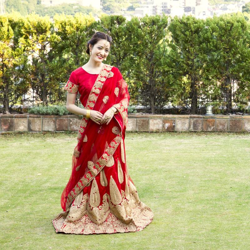インドの民族衣装