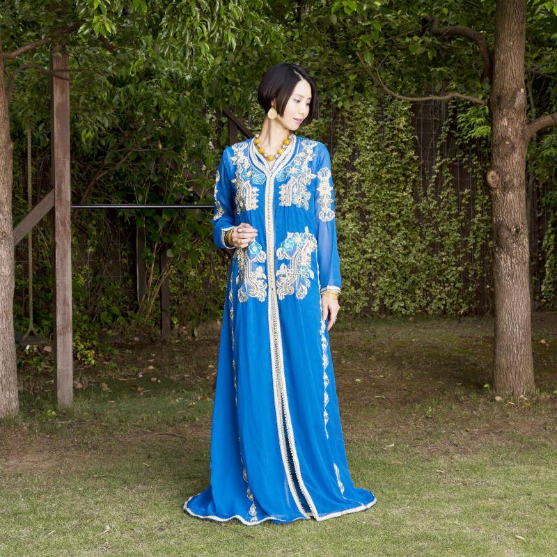 モロッコの民族衣装