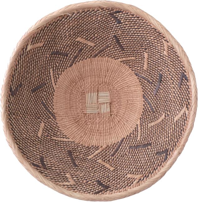 ジンバブエトンガバスケット(イララ皿)